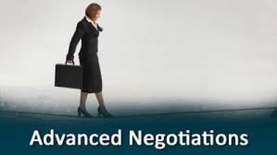 Sweeten the Deal! Advanced Negotiation Skills