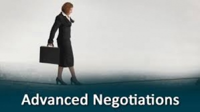 Sweeten the Deal! Advanced Negotiation Skills