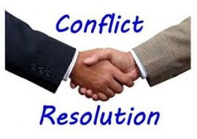 Online Conflict Resolution - LIVE Instruction, 2-Part Workshop