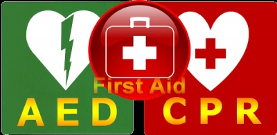 Adult CPR/AED & First Aid Certification