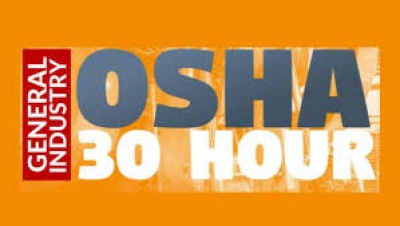 OSHA 30-hr General Industry Course - Vic Rossi, Job Safety First