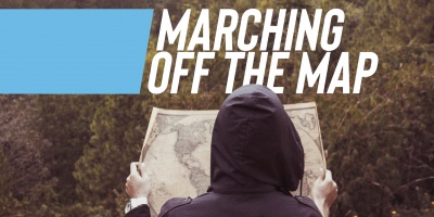 Marching Off The Map Event