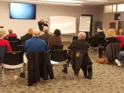 Active Shooter Workshop - Detective Brad Davis, Salem Police Department