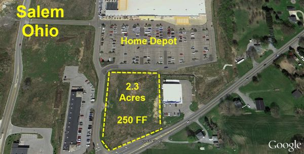 Commercial Land - Home Depot Retail Site