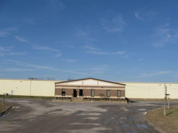 Benton Road - Industrial Building